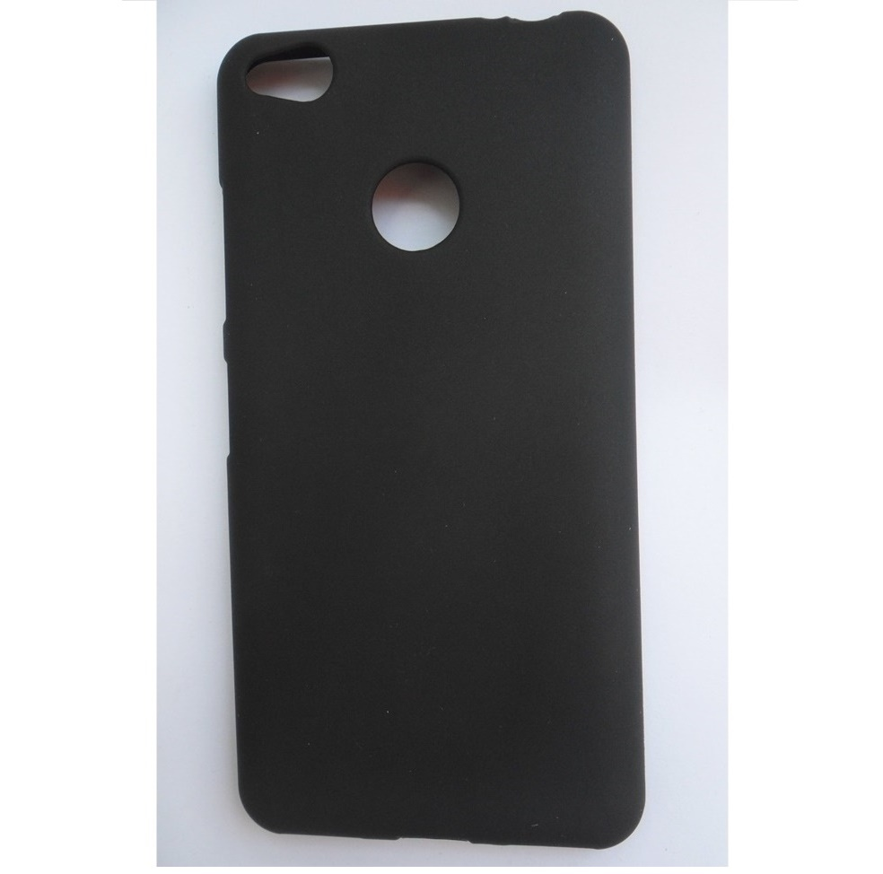 เคส Nubia N1 ซิลิโคน สีดำ