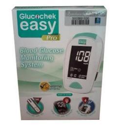 เครื่องเจาะวัดน้ำตาลในเลือด รุ่น Glucocheck easy PRO รหัส MEI05
