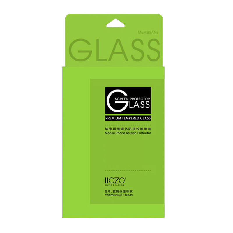 IIOZO ฟิล์มกระจกกันรอยนิรภัย Samsung galaxy Note 4 (0.33 ) 2.5 D (Clear)