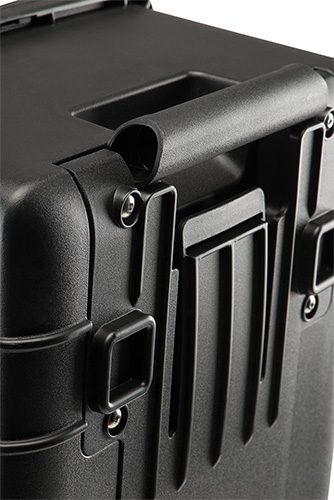 Includes 1 Red handle /& 2 latches TrekPak Dividers for the Pelican 1535