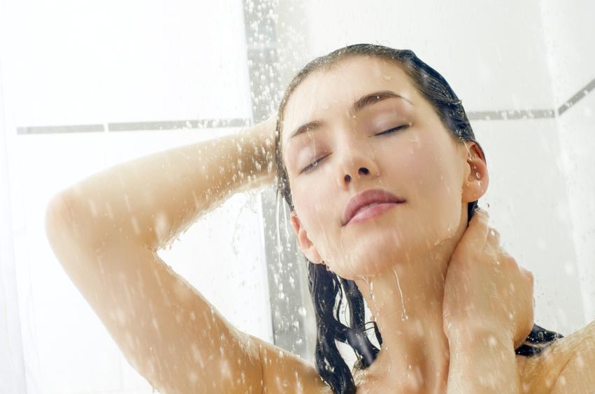 อาบน้ำอุ่น