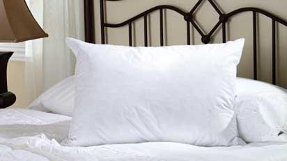 เลือกที่นอนและหมอนให้เหมาะสม