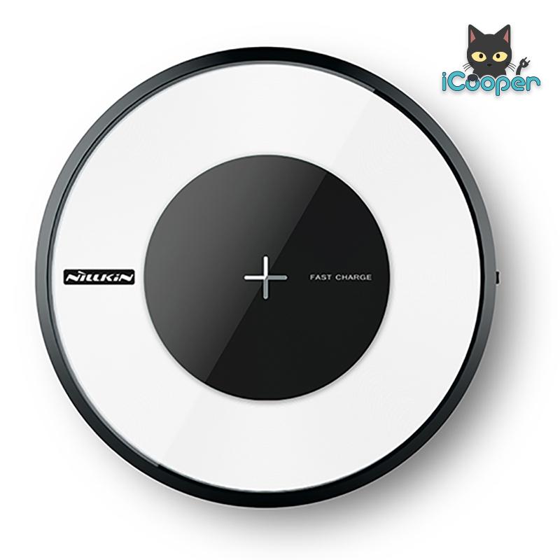 Nillkin Magic Disk 4 Fast Wireless Charger (Black)