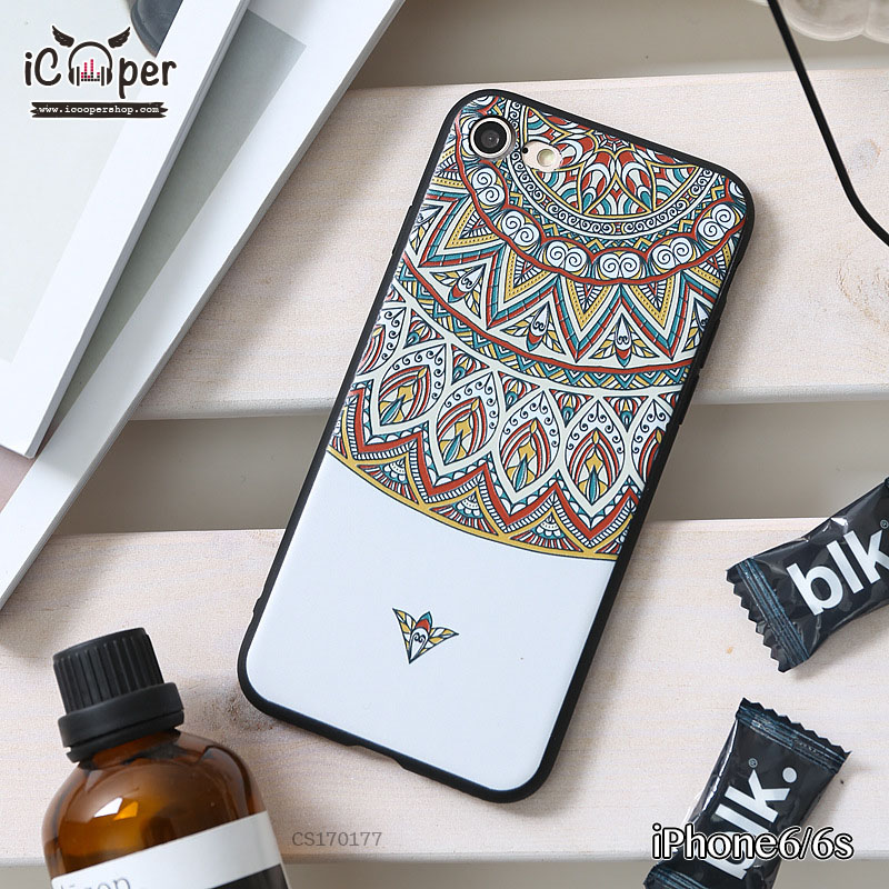 3D Case - Ethnic Style (iPhone6/6s)