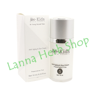 Anti-Aging & Eye Cream (Preservative Free) Be Kids