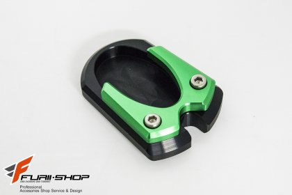 ตีนเป็ด Biker z250sl สีเขียว