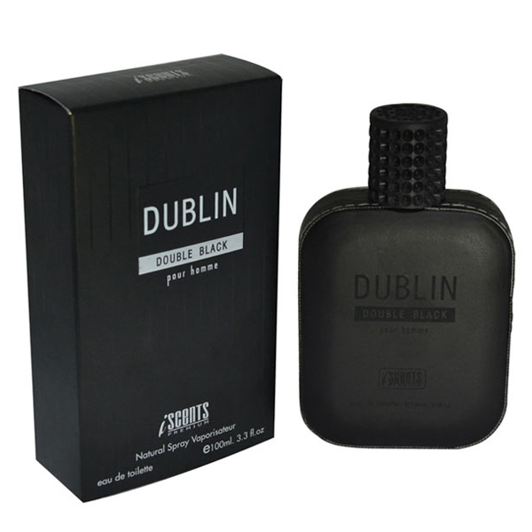 น้ำหอม Perfume IScents DUBLIN DOUBLE BLACK Pour Homme