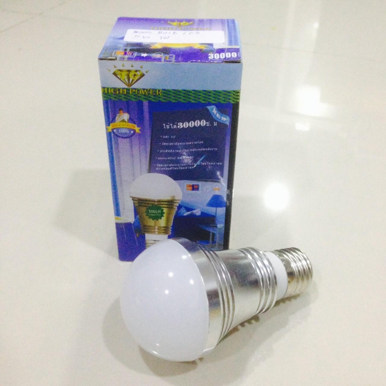 หลอดบับ LED 5W TG