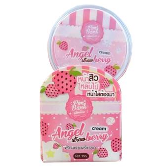 ครีมสตอเบอรี่เทวดา (Angel Strawberry Cream)