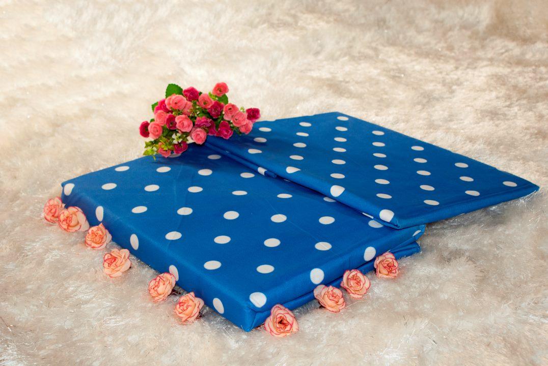ชุดผ้าปู-ลายจุด-1