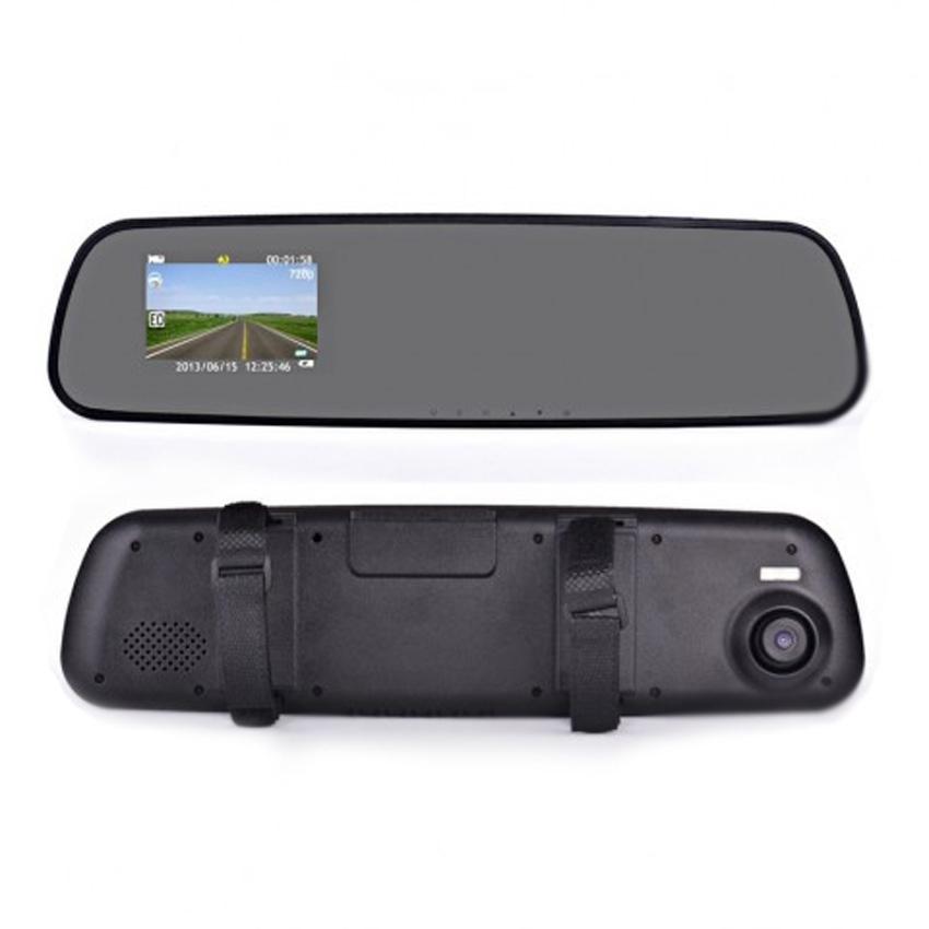 กล้องติดรถ กระจกมองหลัง ราคา 1,390 ปกติ 2,190 บาท