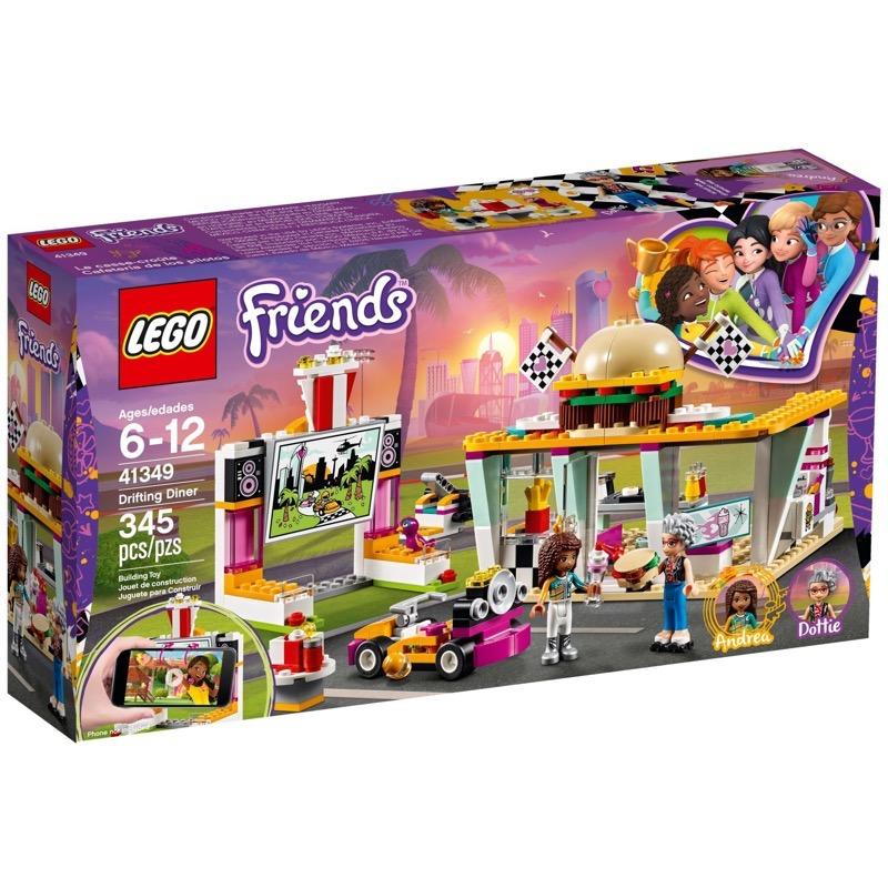 LEGO Friends 41349 เลโก้ Drifting Diner