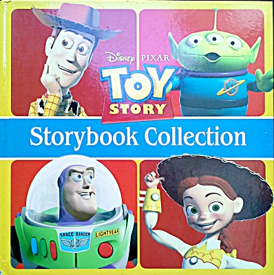 Storybook Collection Toy Stories