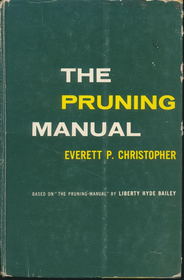 THE PRUNING MANUAL