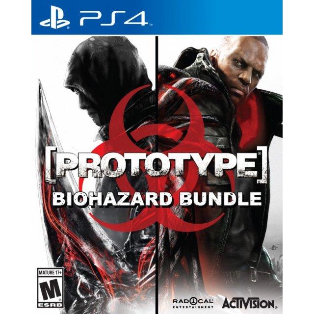 PS4 PROTOTYPE BIOHAZARD BUNDLE : Z1-Eng