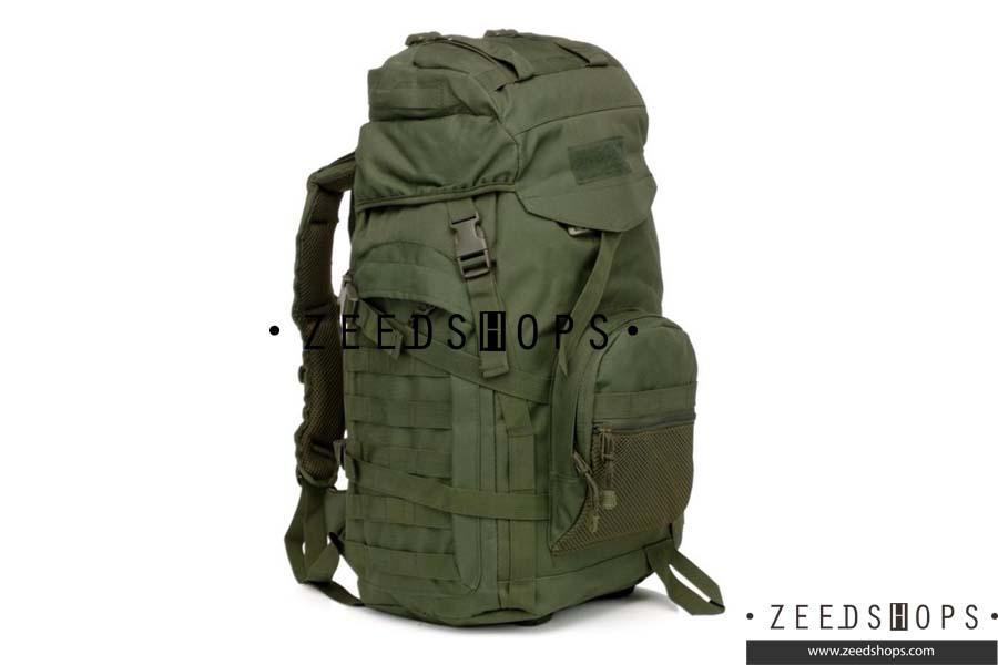กระเป๋าเป้ BackPack Plus เขียว