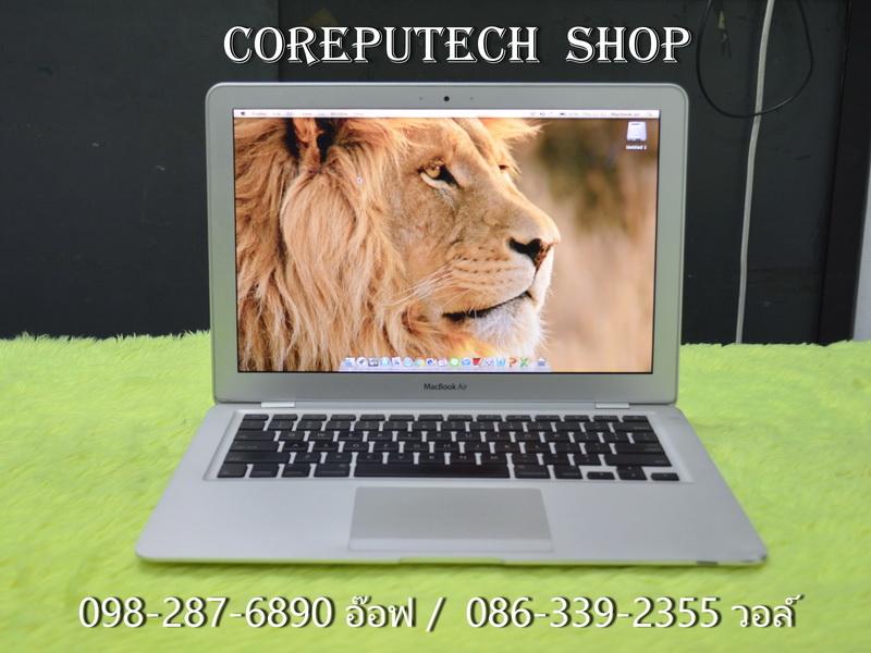 MacBook Air 13-inch Intel Core 2 Duo 1.6Ghz. Ram 2GB HDD 80GB Original.