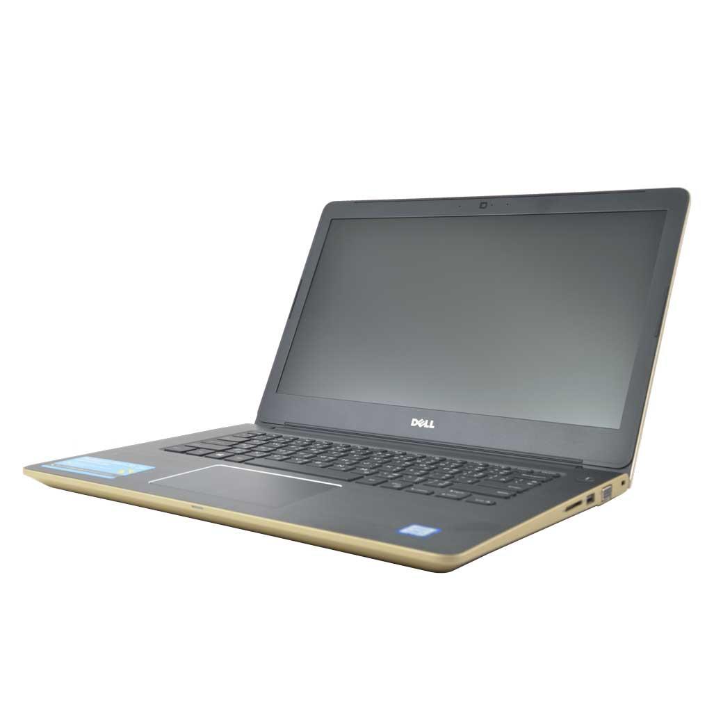 โน๊ตบุ๊ค ยี่ห้อDell Corei5gen7 HD1tb RAM 4 จอ14นิ้ว