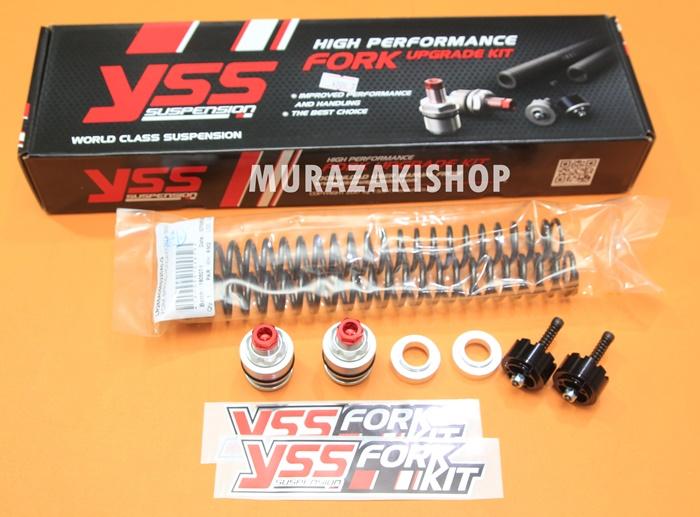 โช็ค UPGRADE KIT YSS All New Forza 300 ราคา4500