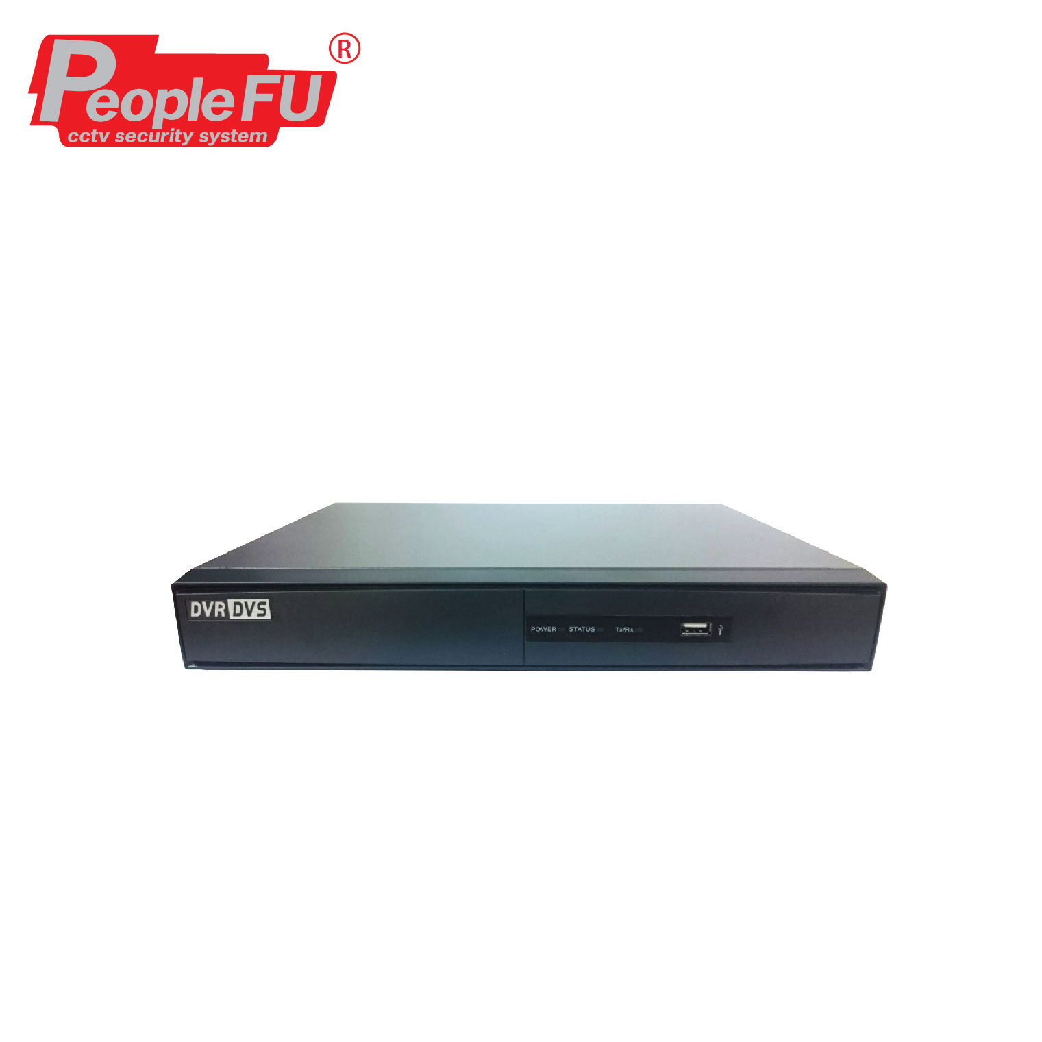 PeopleFu HDTVI 8008F1-S2 8CH ขายดี ภาพชัดสุดๆ