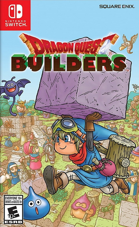 Switch- Dragon Quest Builders