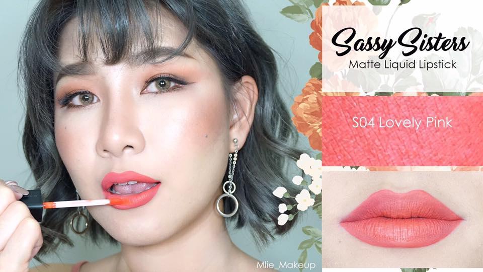 Sassy Sisters - S04 Love Pink