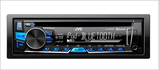 JVC KD-R862BT
