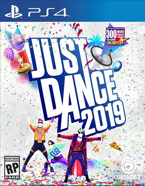 PS4- JUST DANCE 2019