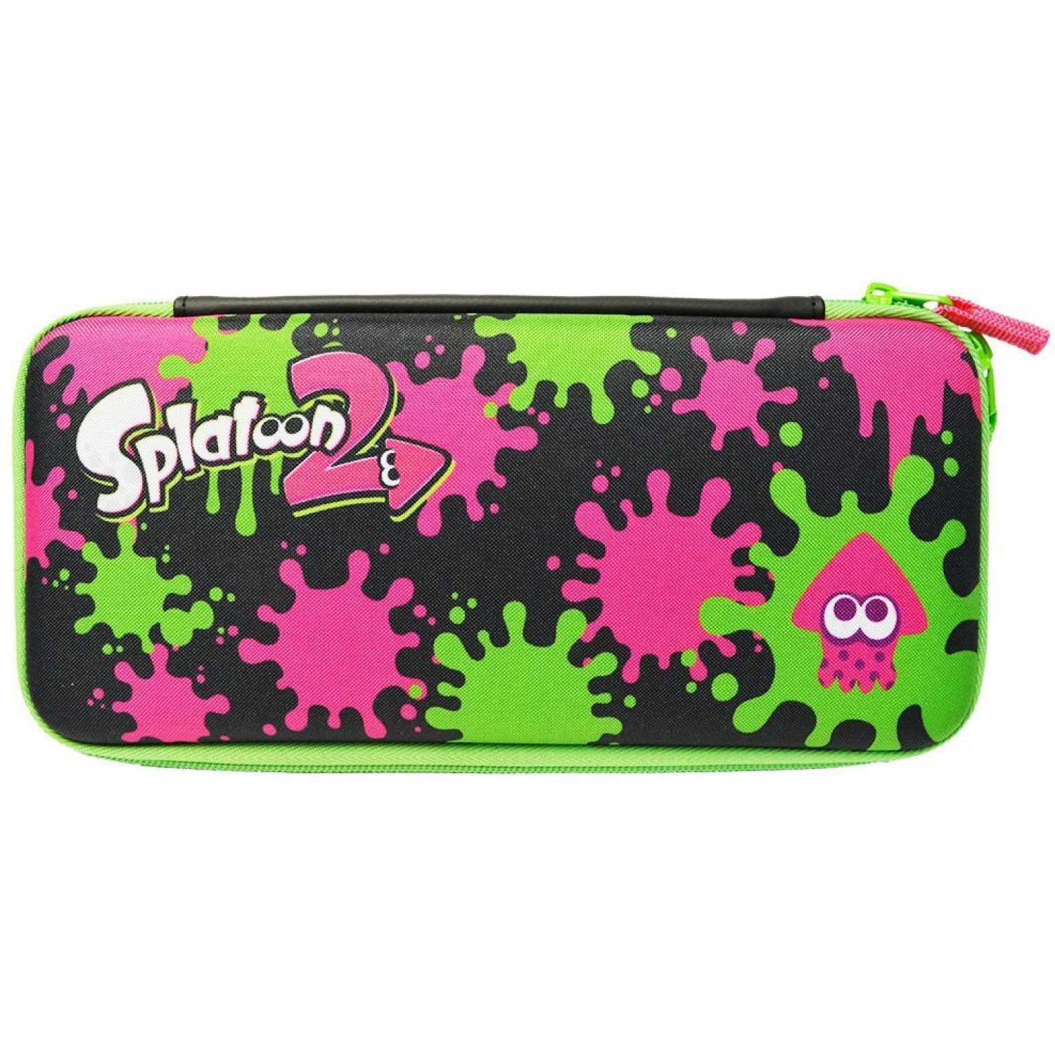 Hard Pouch for Nintendo Switch (Splatoon 2)