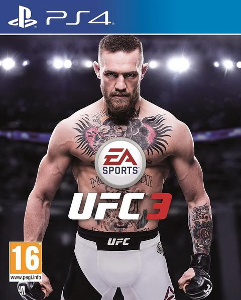 PS4- EA SPORTS UFC 3