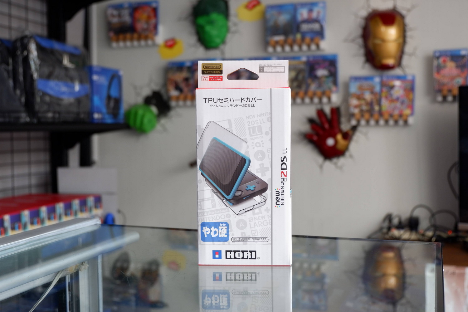 TPU for New 2dsxl
