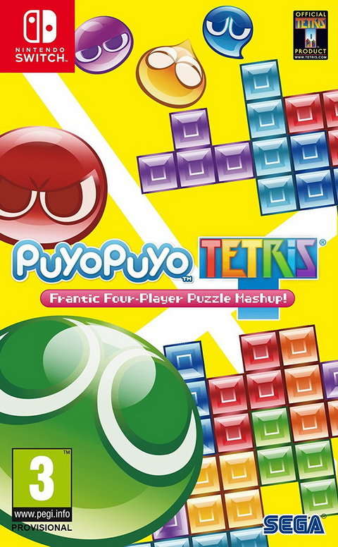 Switch- Puyo Puyo Tetris
