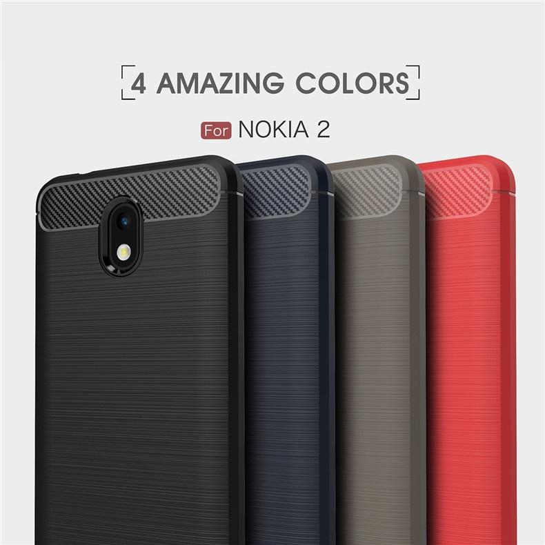 เคส Nokia 2 แบบ TPU กันกระแทก