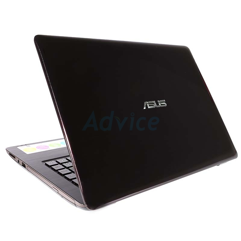 Notebook Asus K456UR-FA144 (Glossy Dark Brown)