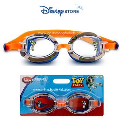 แว่นตาสำหรับใส่ว่ายน้ำ Toy Story Swim Goggles, Boys