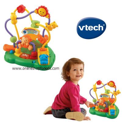 ขดลวด เสริมพัฒนาการ VTech Sliding Songs Bead Maze