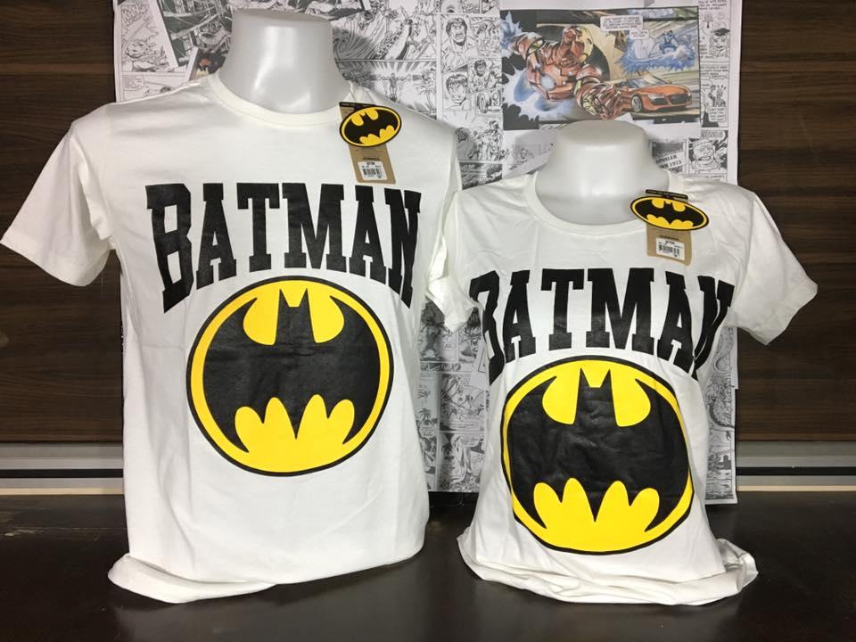 แบทแมน สีขาว (Batman logo)