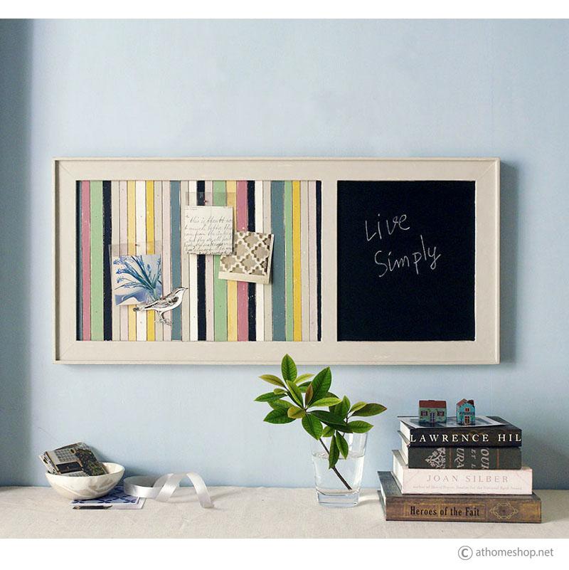 เมโมบอร์ด กระดานดำ Memo board and chalkboard