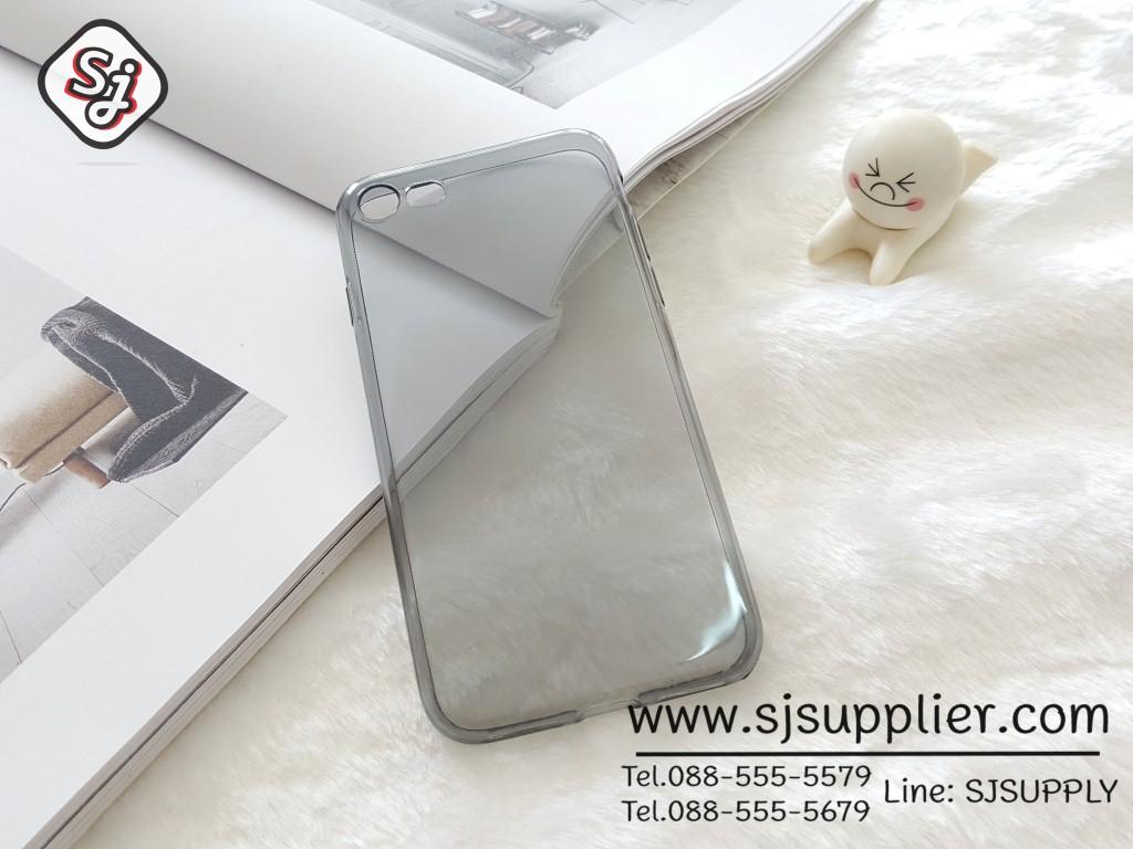 เคส iPhone4/4s ซิลิโคน สีดำ