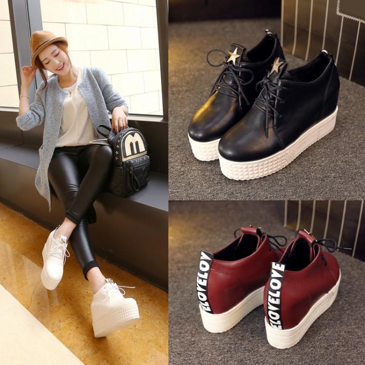 Preorder รองเท้าแฟชั่น สไตล์เกาหลี 31-43 รหัส 9DA-8080
