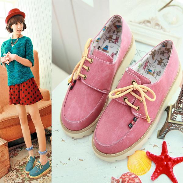 Preorder รองเท้าแฟชั่น สไตล์เกาหลี 34-43 รหัส 9DA-9445