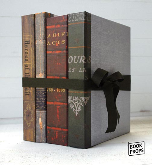 Book Props - Old Text