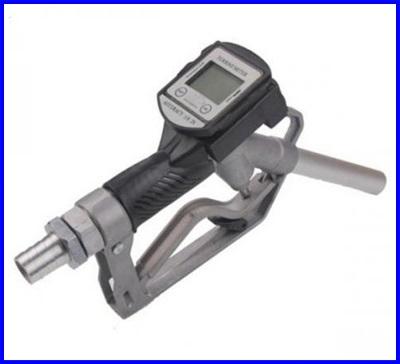 หัวจ่ายน้ำมัน หัวมิเตอร์จ่ายน้ำมัน คุณภาพสูง 20-60 ลิตรต่อนาที high accuracy digital meter fuel transfer nozzle