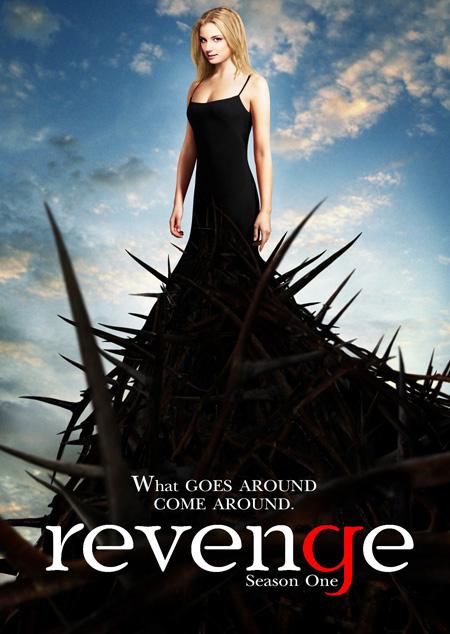 Revenge Season 1 / แค้นนี้ต้องชำระ ปี 1 / 5 แผ่น DVD (บรรยายไทย)
