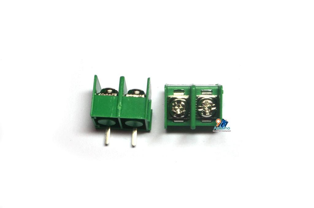KF7.62-2P Screw Terminal Block Connector