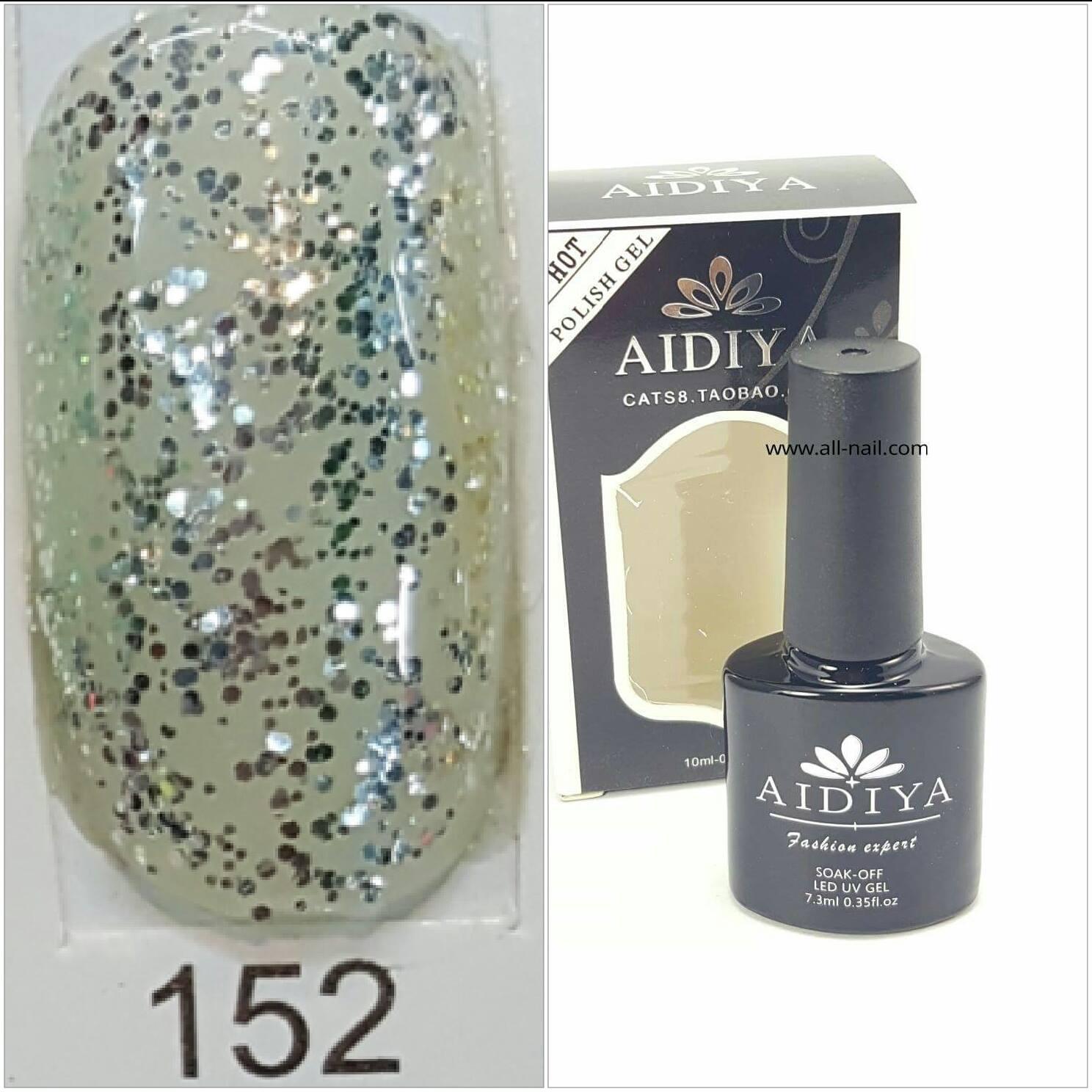 สีเจลทาเล็บ AIDIYA #152