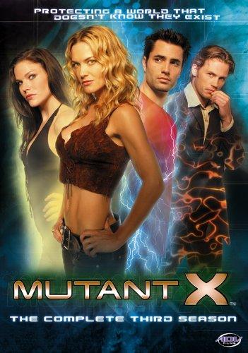 Mutant X Season 3 / ทีมอันตรายพยัคฆ์ร้ายพันธุ์เอ็กซ์ ปี 3 / 3 แผ่น V2D (พากษ์ไทย)