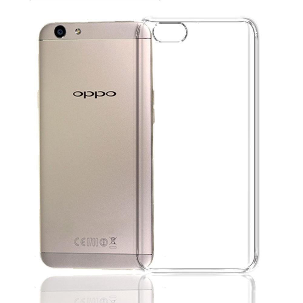 เคสซิลิโคนใส TPU Oppo A57