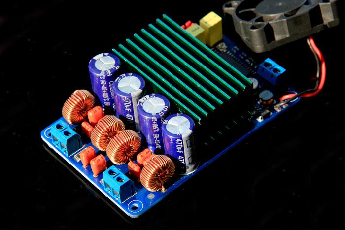 ภาคขยายเสียง STA516B CLASS T 400 Watts RMS