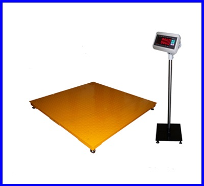 เครื่องชั่งแบบวางพื้น เครื่องชั่งน้ำหนักดิจิตอล เครื่องชั่งตั้งพื้นดิจิตอล T7E-FM1212 Digital Scale Floor scale 2000Kg /200g(ผ่านการตรวจรับรอง)